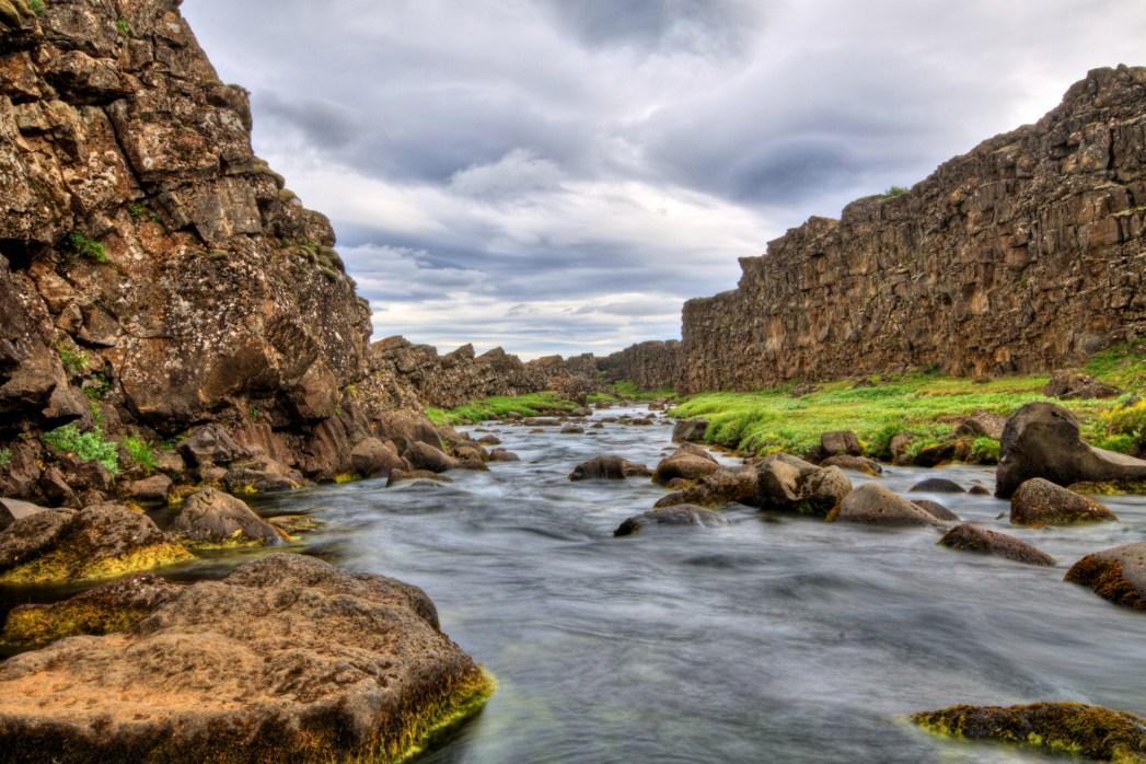Εθνικό Πάρκο Thingvellir στην Ισλανδία