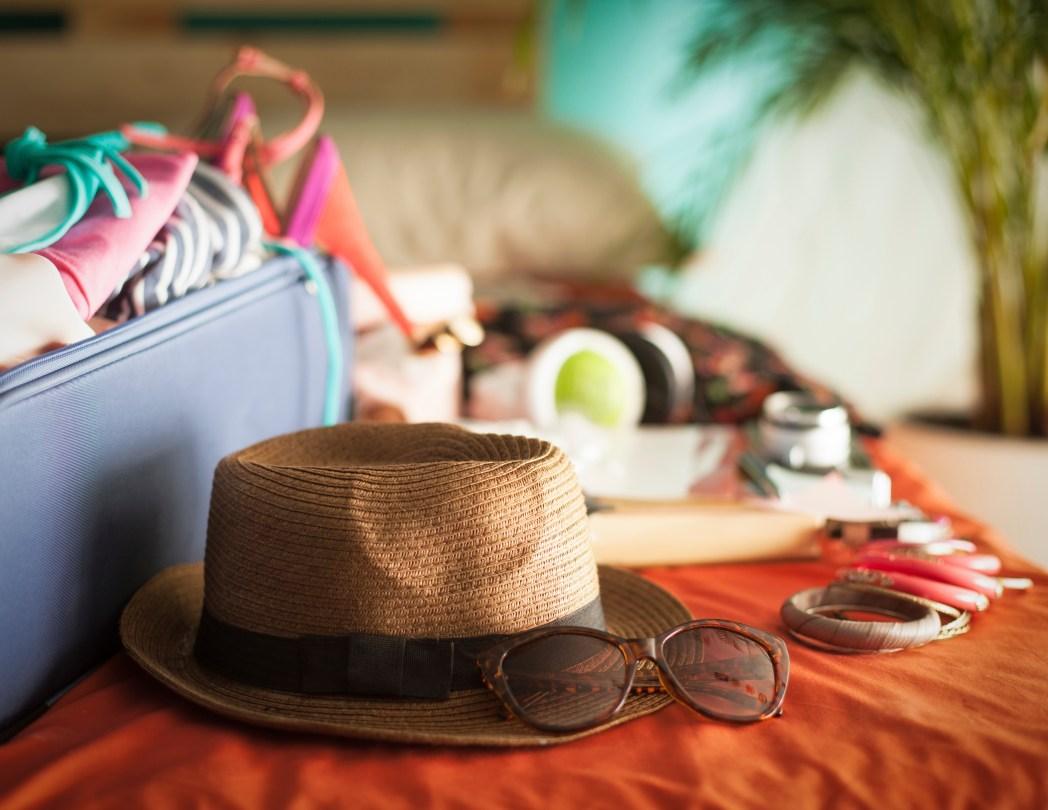 Τips για να ετοιμάσετε τη βαλίτσα των διακοπών