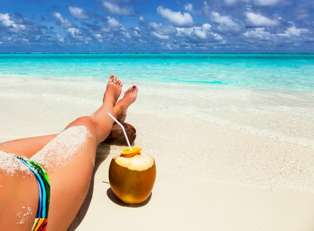 Παραλία στη Δομινικανή Δημοκρατία