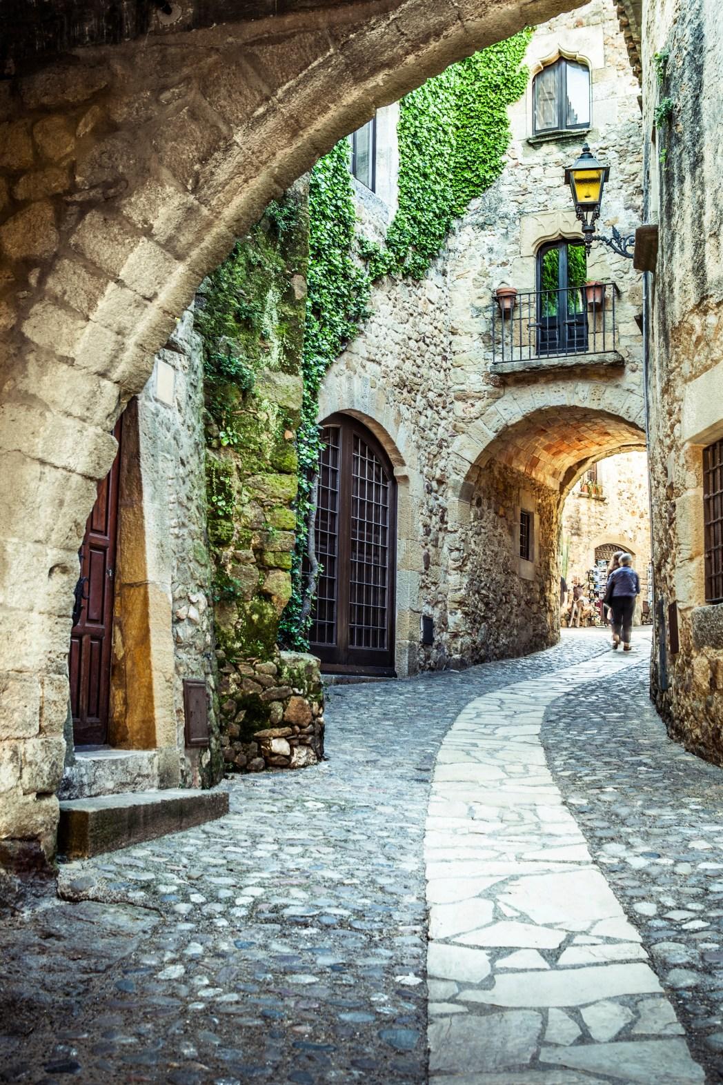 Η παλιά πόλη της Χιρόνα, Καταλονία