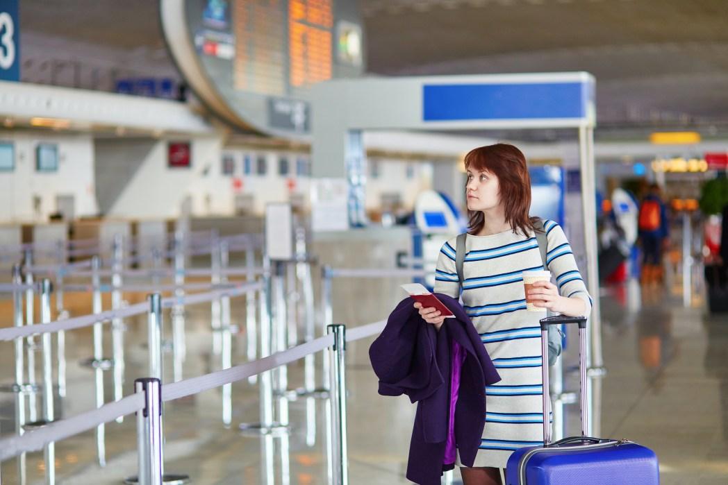 Στο αεροδρόμιο