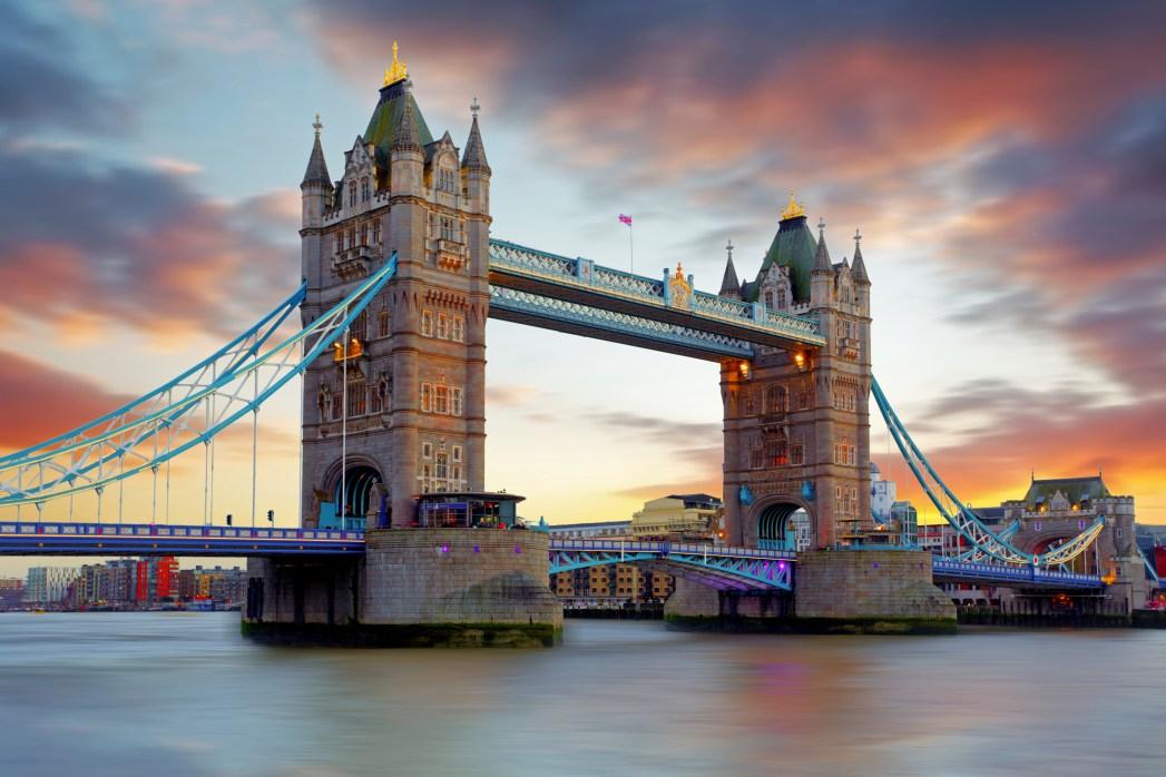 Λονδίνο, Αγγλία