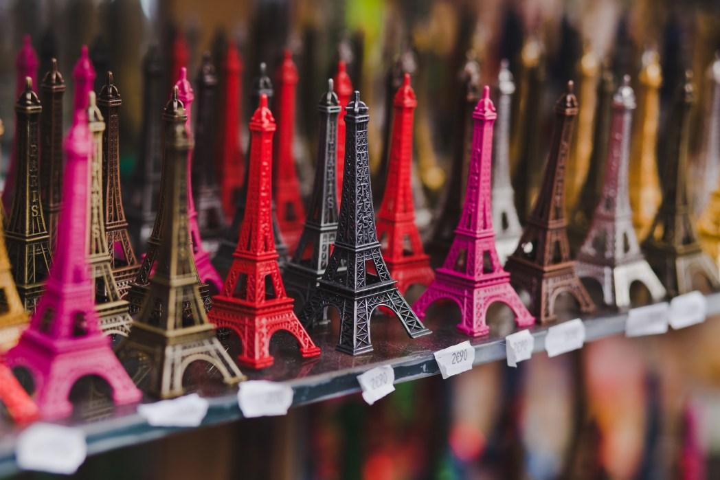 Σουβενίρ από το Παρίσι