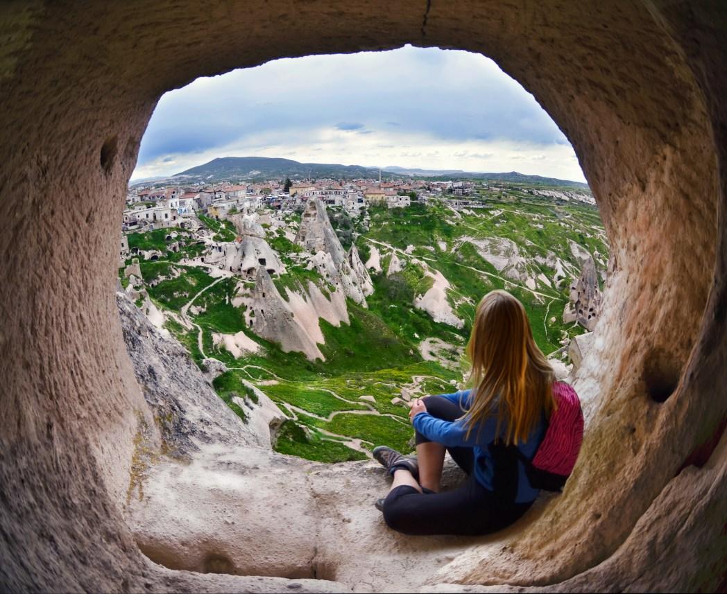 Φθηνές διακοπές στην Καππαδοκία, Τουρκία