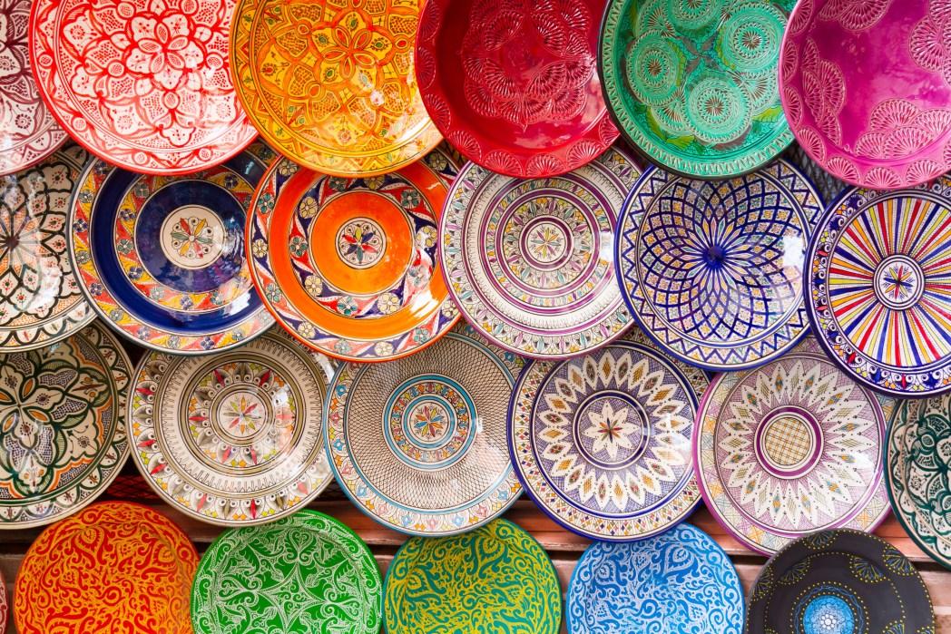 Σουβενίρ, Μαρακές, Μαρόκο