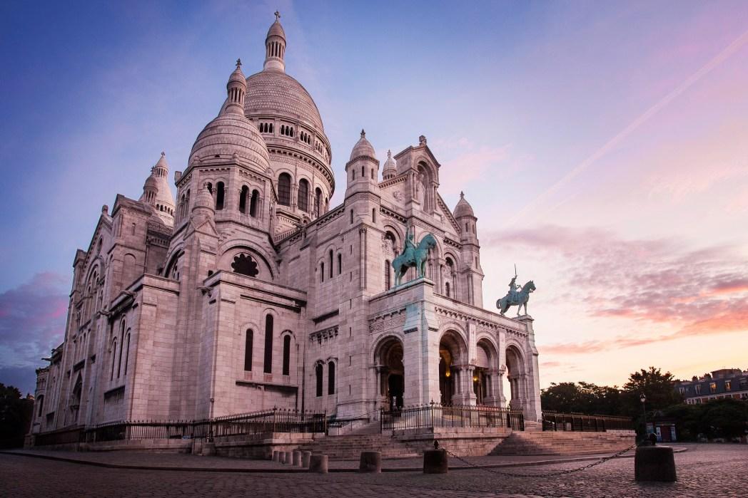 Σακρ Κερ, Παρίσι