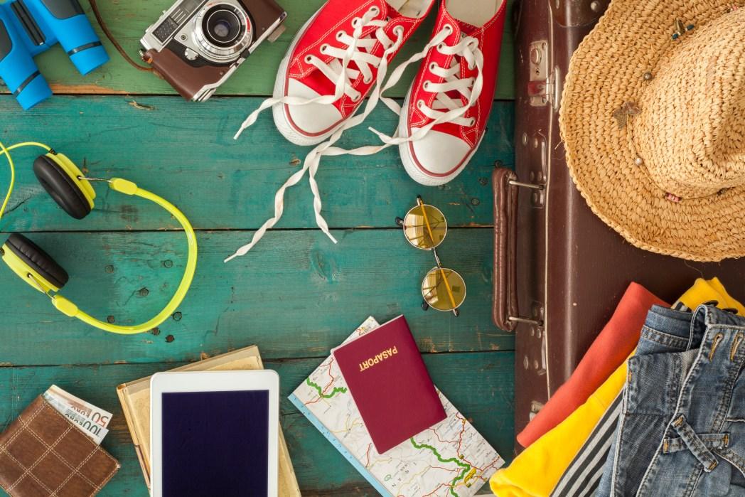 Ετοιμάστε σωστά τη βαλίτσα των διακοπών