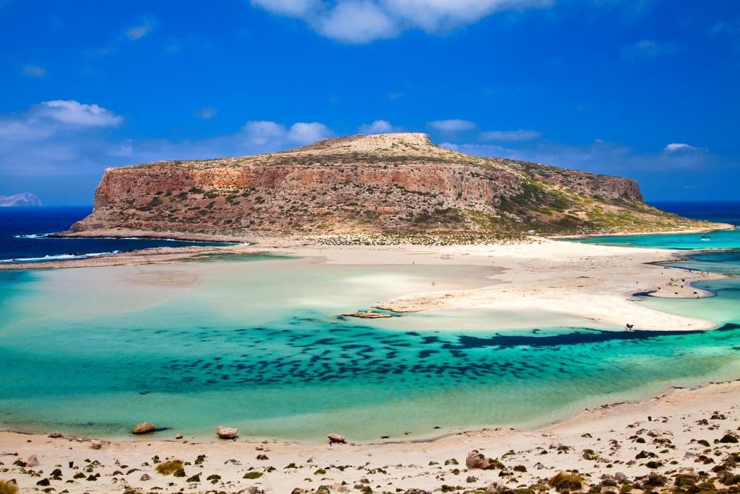 Ο Μπάλος, Χανιά, Κρήτη, είναι μία απ' τις καλύτερες παραλίες στην Ελλάδα