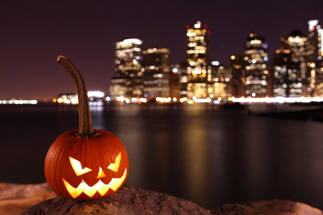 Η γιορτή του Halloween κάνει τη Νέα Υόρκη έναν απ' τους τοπ φθινοπωρινούς προορισμούς
