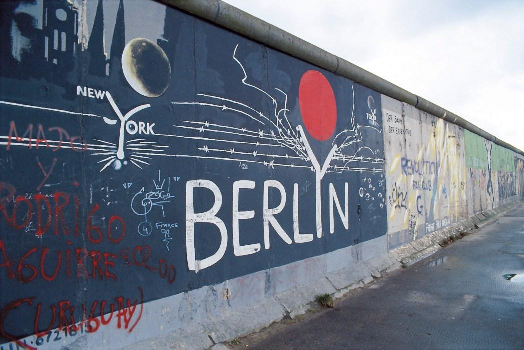Βερολίνο, Γερμανία, Τείχος