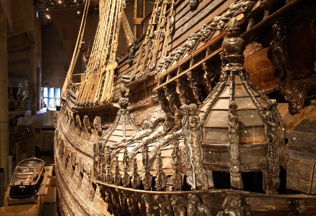 Το πλοίο του μουσείου Vasa