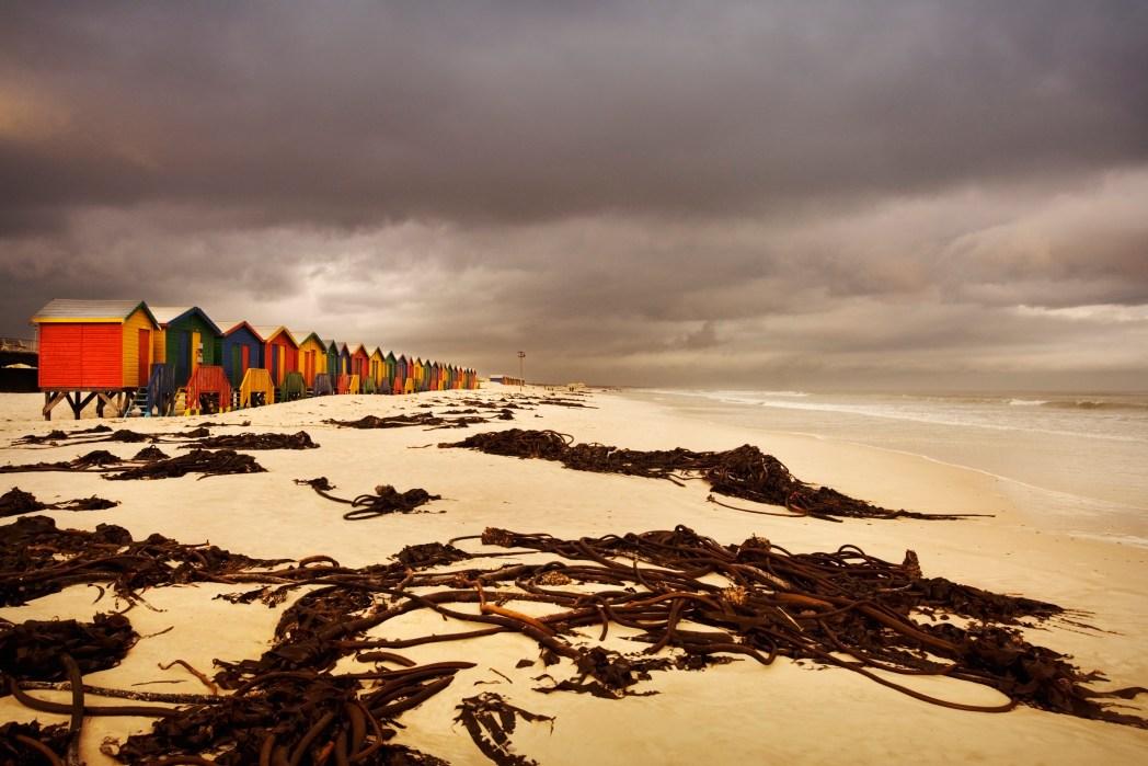 Παραλία στη Νότια Αφρική