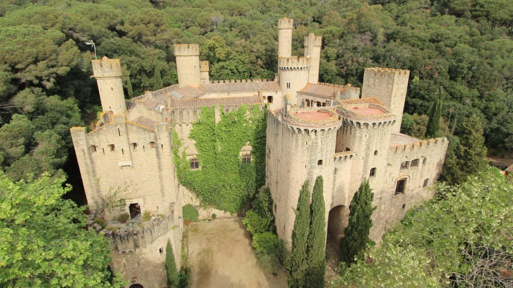 Το Castell de Santa Florentina στην Ισπανία