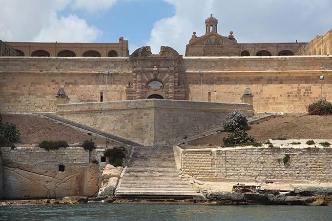 Το Φρούριο Manoel στη Μάλτα