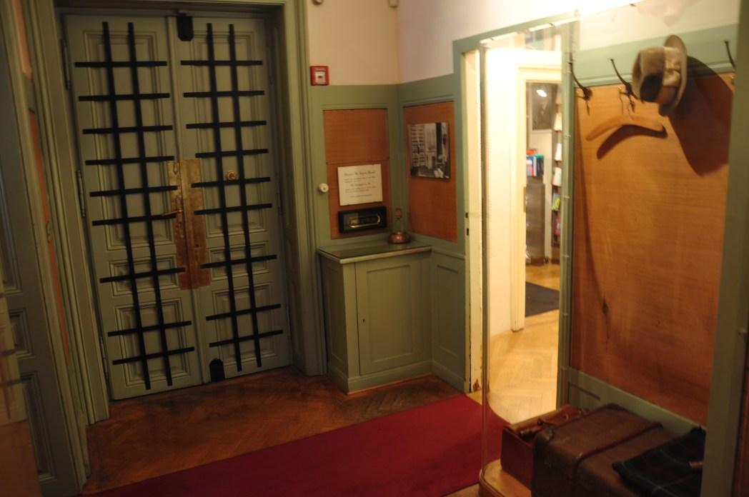 Εσωτερικό του Μουσείου του Φρόυντ