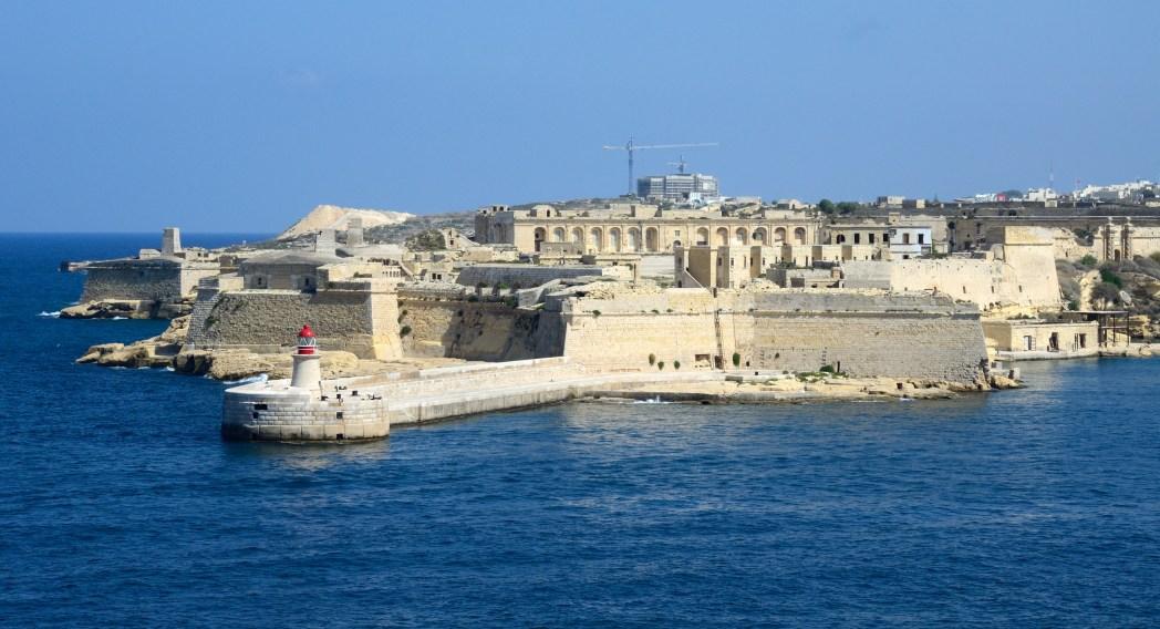 Φρούριο Ricasoli στη Μάλτα