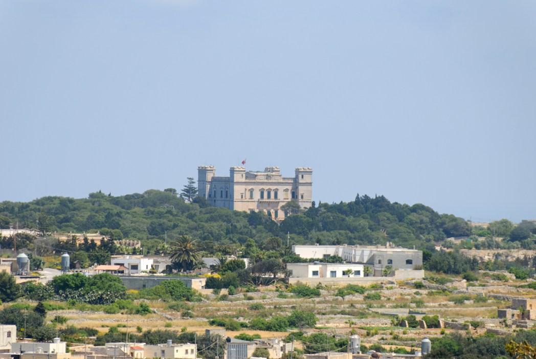 Το Παλάτι Verdala