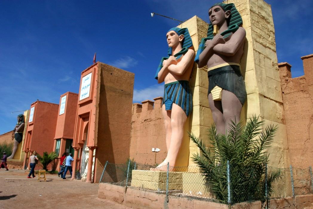 Το στούντιο Άτλας βρίσκεται στην έρημο του Μαρόκου