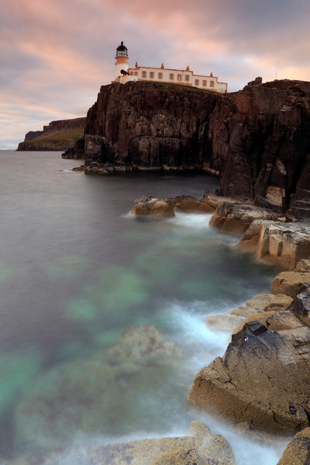 Ο Φάρος στο Neist Point στη Σκωτία