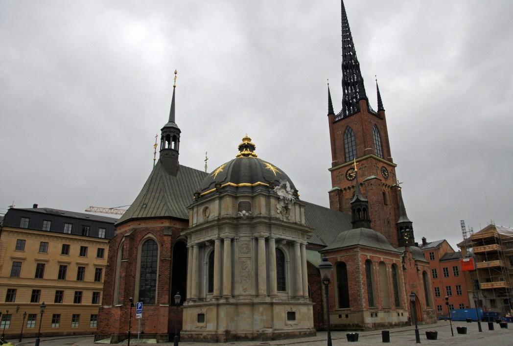 Eκκλησία Riddarholm